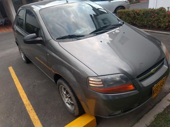 Chevrolet Aveo Sedan 1.6l 1.600cc5p