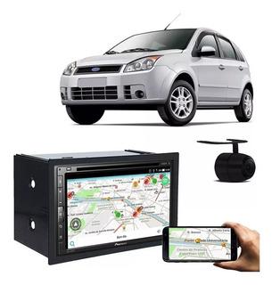 Dvd Player Automotivo Pioneer 2din Tv Usb Bluetooth Fiesta