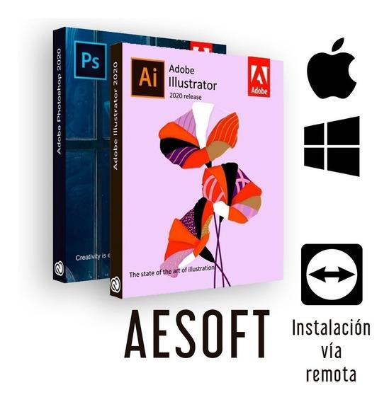 4d0b3 Pack Phot-shop E Illustrador