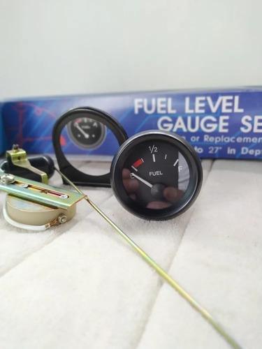Reloj Gasolina Universal Con Flotante