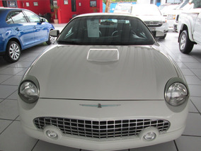 Ford Thunderbird Convertible 2003 Blanco