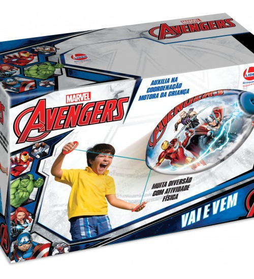 Vai E Vem Avengers