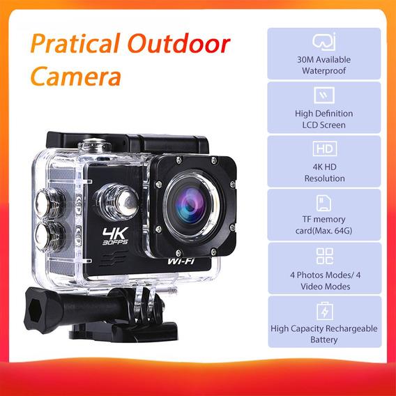 Tela Lcd Externa De 2,0 câmera De Alta Definição 4k Com