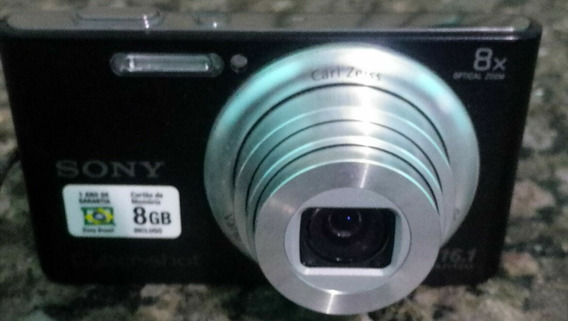 Camera Da Sony 16.1 Mega Pixels 8gb