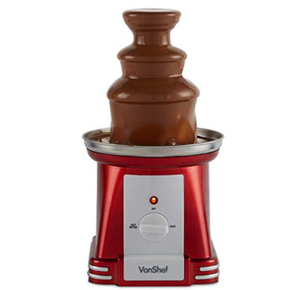 Vonshef Retro Electric Chocolate Fountain