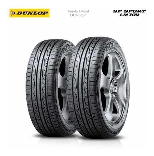 Kit X2 Cubiertas 205/65r16 (95h) Dunlop Sport Lm704