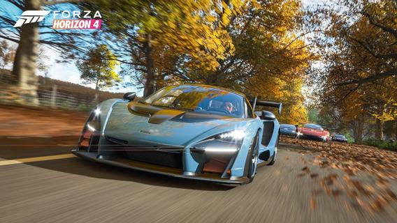 Forza Horizon 4 Pc Dvd