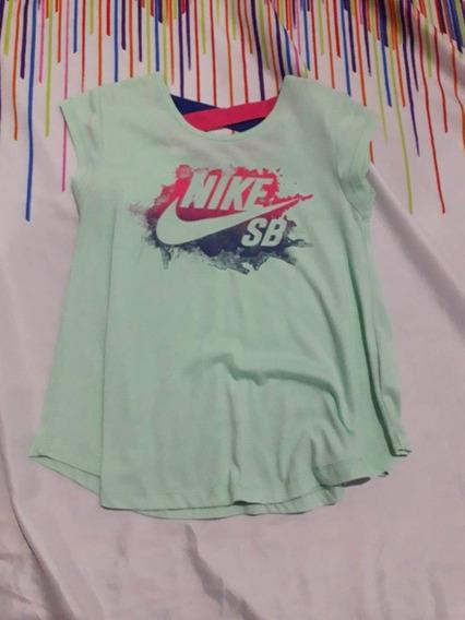 Af Blusa Nike Talla 8-10-añosniña N-adidas Under Armour Puma