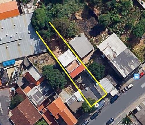 Lote Para Comprar No Palmeiras Em Belo Horizonte/mg - 575
