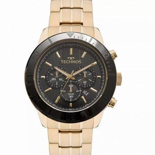 Relógio Technos Masculino Ceramic/saphire Js25br/4p