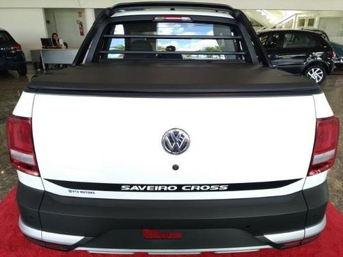 Imagem 1 de 5 de  Volkswagen Saveiro Cross 1.6 16v Msi Cd (flex)