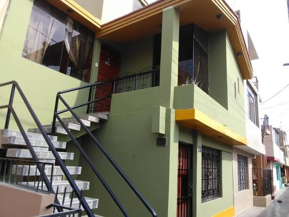 Casa En Venta En La Mejor Zona De Huacho - Lima