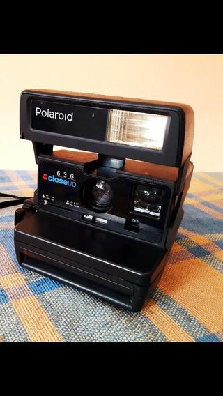 Polaroid E Yashica Conservada