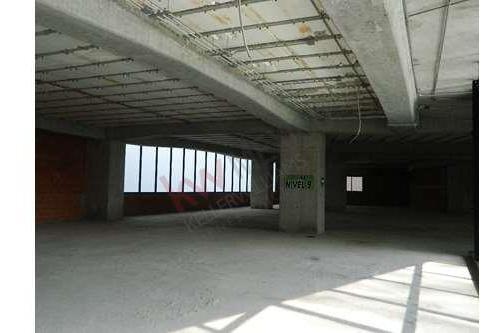 Oficina En Renta En Desarrollo The Point Santa Fe Desde 3,316 Hasta 3,985 Usd