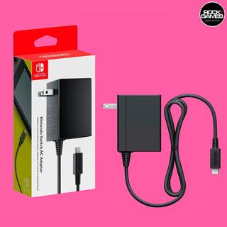 Nintendo Switch Ac Adapter - Fonte - Carregador Original