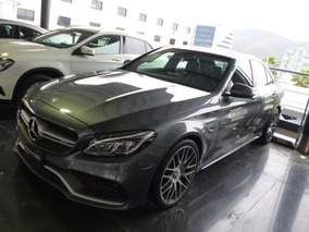 Mercedes-benz C Class 2017 4p C 63 Amg V8/4.0/t Aut