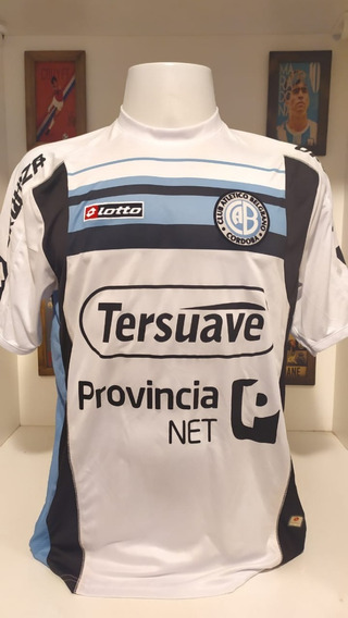 Camisa Futebol Belgrano Lotto 2015 Nova Frete Gratis