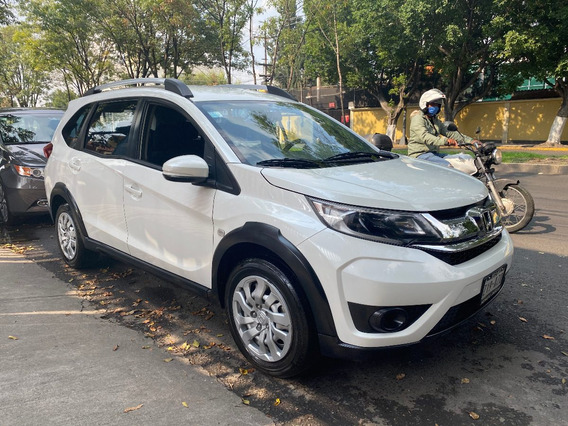 Honda Brv 2018 Unico Dueño Factura Original Impecable