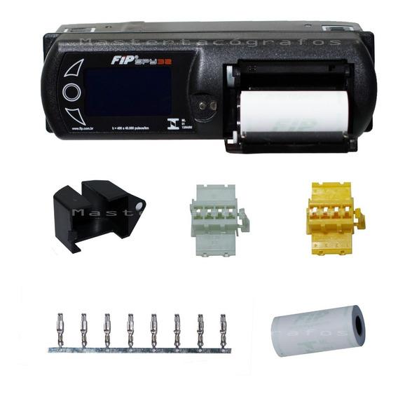 Tacógrafo Digital Fip Para Todos Caminhões E Veículos