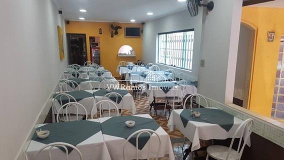 Restaurante Para Venda No Bairro Vila Formosa, 110 M² - 924
