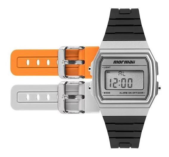 Relógio Digital Mormaii Troca Pulseira Mojh02ag/8k