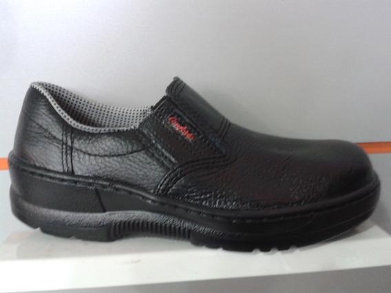 Calçado Sapato Conforto Epi