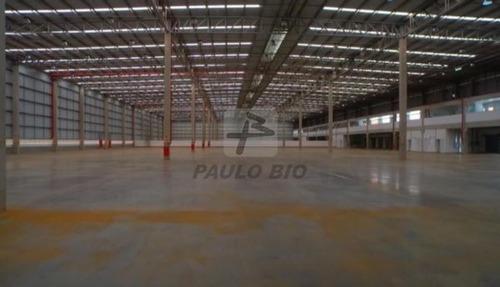 Imagem 1 de 4 de Galpao Em Condominio - Santa Maria  - Ref: 3107 - L-3107