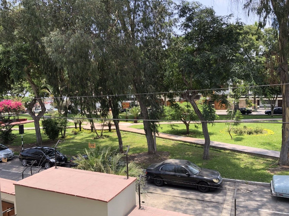 San Borja - Frente A Parque Y Bien Ubicado