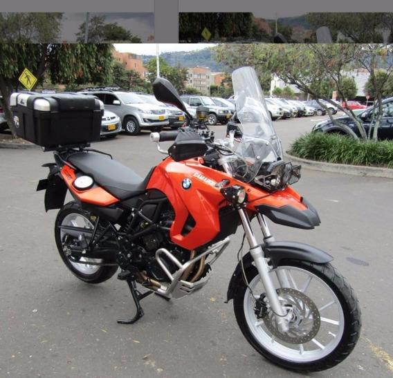 Bmw F800 Gs Mod 2011 Como Nueva Aproveche