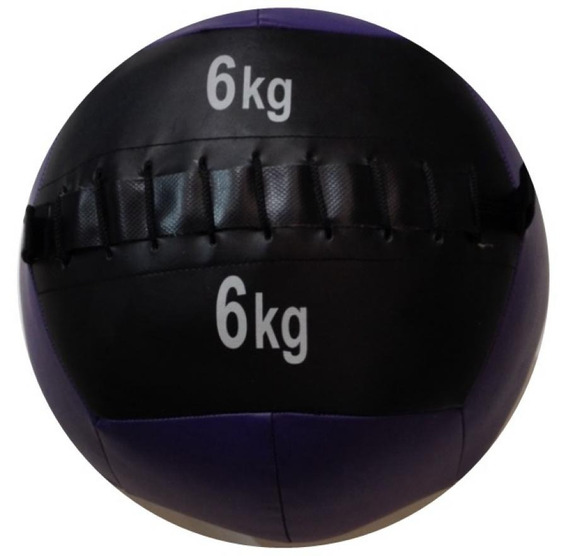 Wall Ball Em Pu 6,00kg Wellness