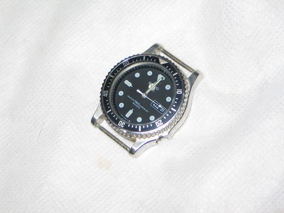 Seiko Divers 150m Quartz Relógio Antigo Raro Leia Tudo!!