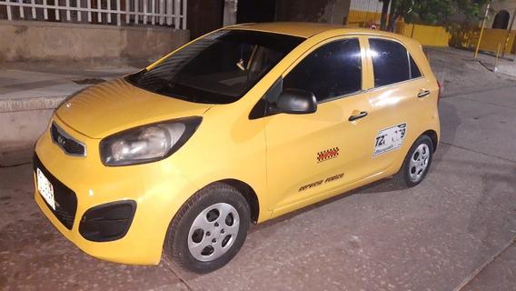 Ganga Taxi Kia Ion Modelo 2014