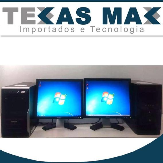 Computador Core2duo 2,8ghz , Memoria 4gb E Hd De 320gb