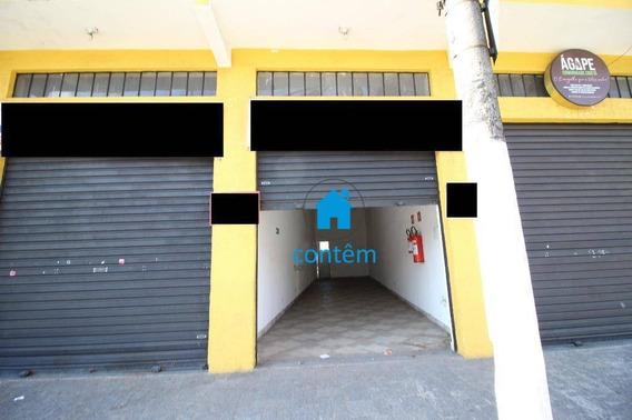 Sl 0040 Salão Para Alugar, 43 M² Por R$ 1.800/mês - Centro - Osasco/sp - Sl0040