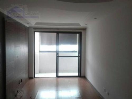 Apartamento Para Venda, 3 Dormitórios, Vila Gumercindo - São Paulo - 7318