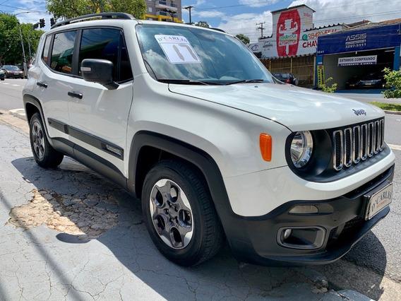 Jeep Renegade 1.8 2017/2017 Flex 4p Aut