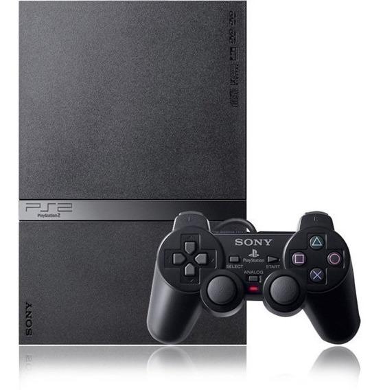 Skin Para Playstation 2 Carbono