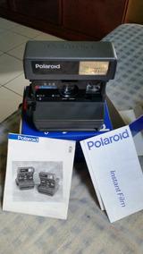 Câmera Polaroid 636 Closeup - Com Caixa, Manual E S Marcas!