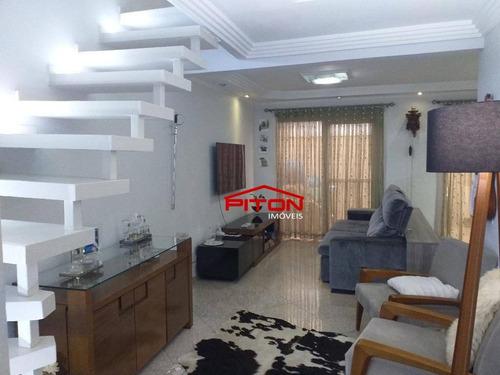 Imagem 1 de 19 de Sobrado Com 3 Dormitórios À Venda, 94 M² Por R$ 700.000,00 - Engenheiro Goulart - São Paulo/sp - So2704