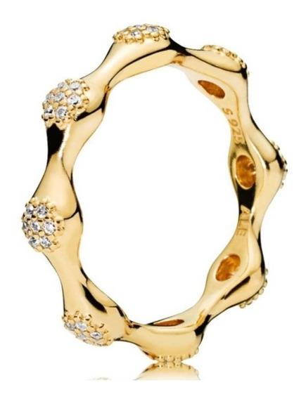 Anillo Pandora Shine Lovepods Talla 50=5 Cm