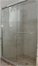 Puertas De Baño En Vidrio Glassminium C.a