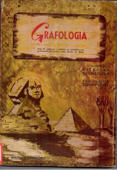 Grafologia (raridade De 1955)