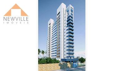 Apartamento Com 1 Dormitório Para Alugar, 42 M² Por R$ 1.169/mês - Boa Viagem - Recife/pe - Ap1346
