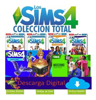 Los Sims 4 Todas Las Expansiones Actualizado 2020 Mini Casas
