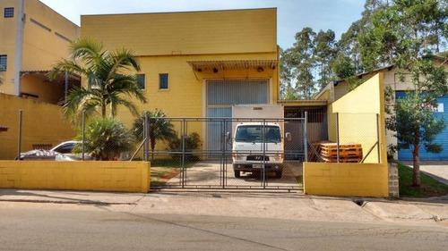 Galpão À Venda, 225 M² Por R$ 980.000,00 - Dos Lages - Vargem Grande Paulista/sp - Ga0039