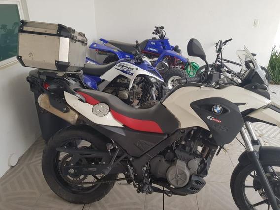 Moto Gs650 Bmw Año 2014