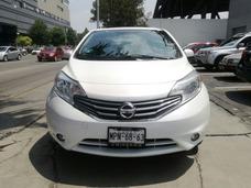 Nissan Note Advance 2014 Cvt, Increible Oportunidad!