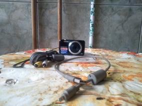 Câmera Digital Samsung Es80 12 Megapixels