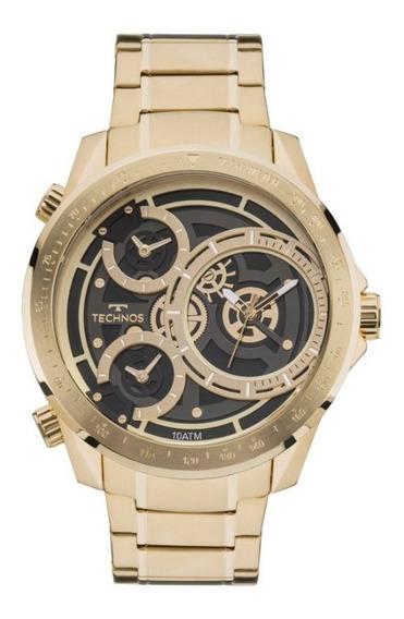 Relógio Technos Masculino Legacy Gde 2035mla/4p C/ Nfe