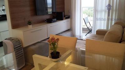 Apartamento 2 Dormitórios À Venda, 53m², Condomínio Vista Garden, Jd. São Carlos Em Sorocaba/sp - Ap0941